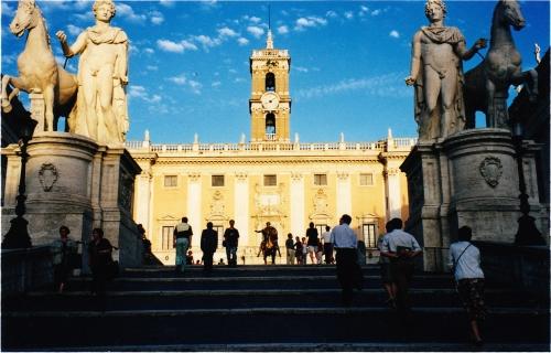 CAPITOLINE Piazza